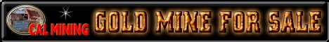 Gold mine for sale banner jpg