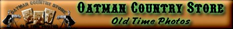 Oatman Country Store Old Time Photos banner jpg